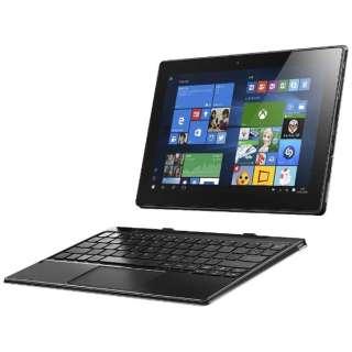 Windows 10タブレット [10.1型・Atom・eMMC 64GB・メモリ 4GB] Lenovo ideapad MIIX 310 プラチナシルバー 80SG00APJP (2016年9月モデル)