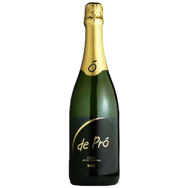 デ・プロ カヴァ ブリュット 750ml【スパークリングワイン】