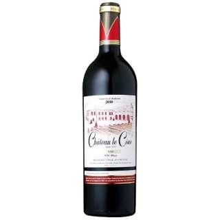 シャトー・ル・コーヌ ル・モナーク[2010] 750ml【赤ワイン】
