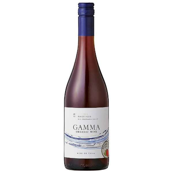 ガンマ オーガニック ピノ・ノワール 750ml【赤ワイン】
