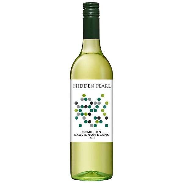 ヒドゥン・パール セミヨン・ソーヴィニヨンブラン 750ml【白ワイン】