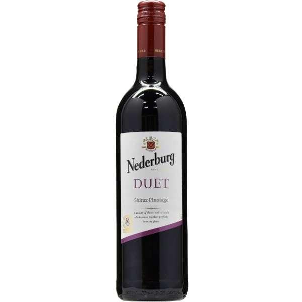 ネダバーグ デュエット 750ml【赤ワイン】