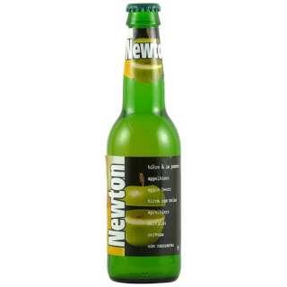 ニュートン 青リンゴビール 330ml瓶(24本)【発泡酒】