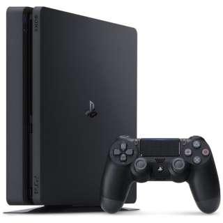 PlayStation 4 (プレイステーション4) ジェット・ブラック 500GB [ゲーム機本体] CUH-2000AB01