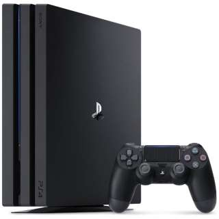 PlayStation 4 Pro (プレイステーション4 プロ) ジェット・ブラック 1TB [ゲーム機本体] CUH-7000BB01