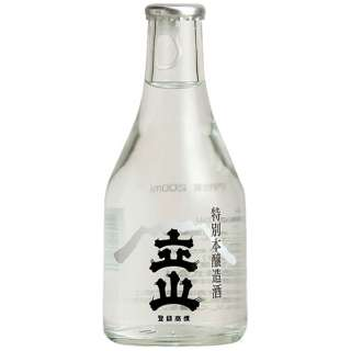 銀嶺立山 特別本醸造 徳利 200ml【日本酒・清酒】