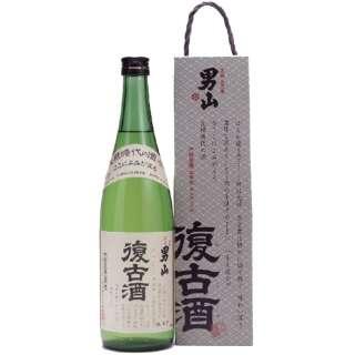 男山 復古酒 純米 720ml【日本酒・清酒】