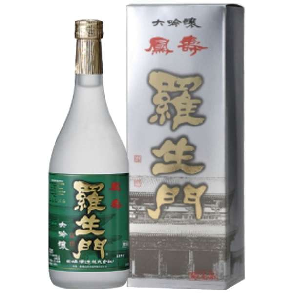 羅生門 大吟醸 鳳寿 720ml【日本酒・清酒】