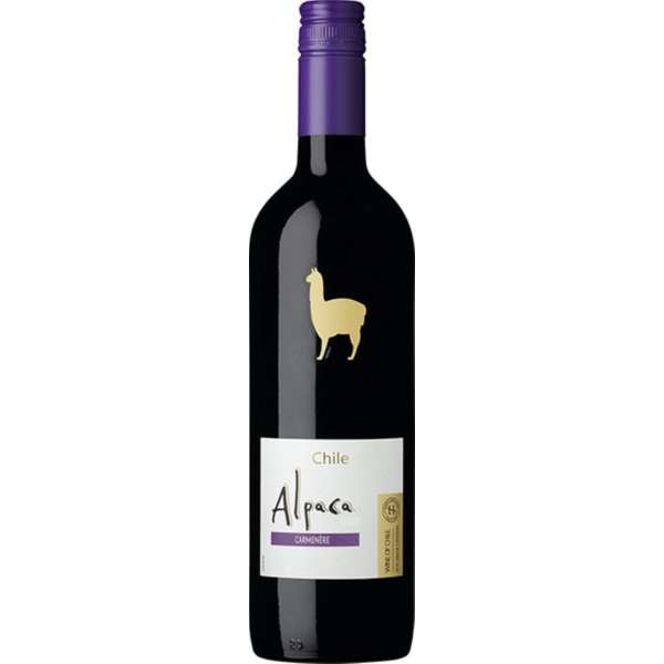 サンタヘレナ アルパカ カルメネール 750ml【赤ワイン】
