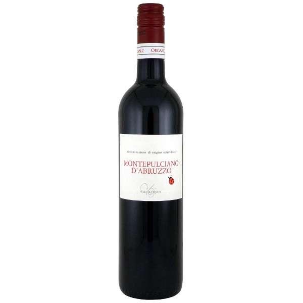 ヴォルピ モンテプルチアーノ オーガニック 750ml【赤ワイン】