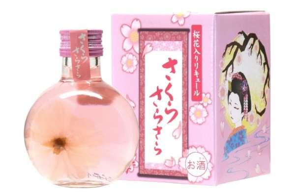 桜「さくら さらさら」180ml