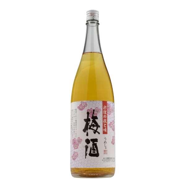 さつまの梅酒 (白玉醸造) 1800ml【梅酒】