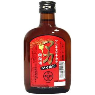 陶陶酒 マカマイルド(甘口) ポケット 200ml【リキュール】