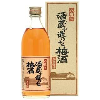 八鹿の酒蔵で造った梅酒 500ml【梅酒】