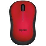 M221RD マウス レッド  [光学式 /3ボタン /USB /無線(ワイヤレス)]