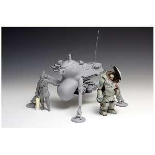 1/20 MK-049 マシーネンクリーガー ウインター ミュート [スノウマン、グラジエーター初期型冬季仕様&整備兵セット]