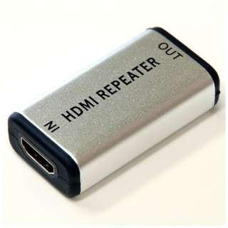 HYBHDMI01RE 中継プラグ HORIC [HDMI⇔HDMI /イーサネット対応]