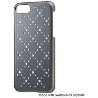 the latest 3a549 d1d8b ビックカメラ.com - iPhone 7用 RILEGA Jewel Stone Case クールグレー SoftBank SELECTION  SB-IA15-HCSO/GL