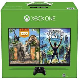 Xbox One (X-Box one) 500GB + Kinect [the game console body] 7UV-00262