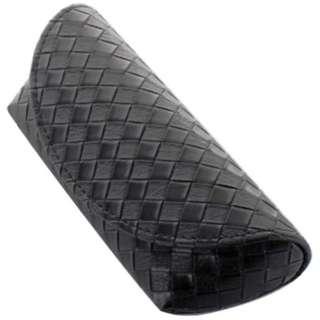 セミハード メガネケース(ブラック)2140-01