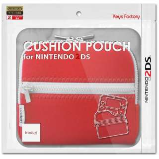 biccamera com keyes factory cushion porch for nintendo 2ds red