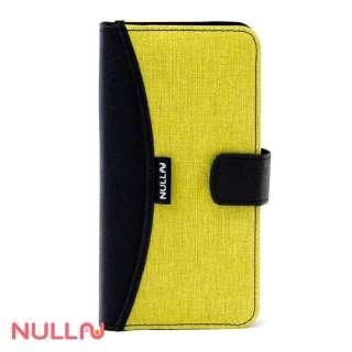 iPhone 7用 手帳型 NULL FASHION WALLET CASE グリーン BLNL-010-GR