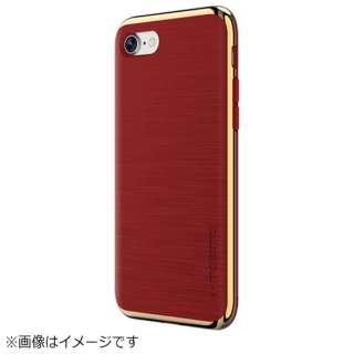 iPhone 7用 INO LINE INFINITY レッド/ゴールド INOIFTYRDGD