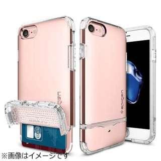 iPhone 7用 Flip Armor ローズゴールド 042CS20819