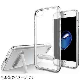 iPhone 7用 Ultra Hybrid S  クリスタルクリア 042CS20753