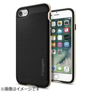 iPhone 7用 Neo Hybrid シャンパンゴールド 042CS20675