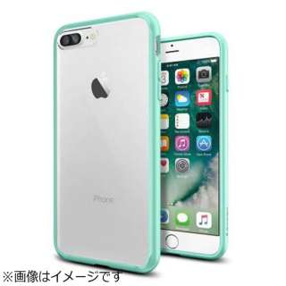 iPhone 7 Plus用 Ultra Hybrid ミント 043CS20551