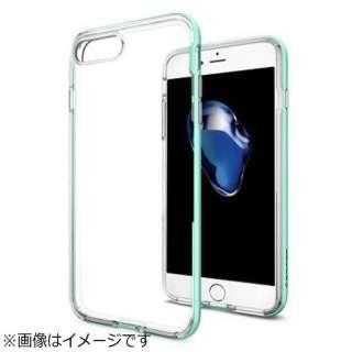 iPhone 7 Plus用 Neo Hybrid Crystal ミント 043CS20541