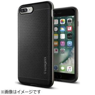 iPhone 7 Plus用 Neo Hybrid ガンメタル 043CS20535