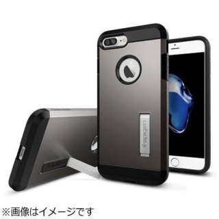 iPhone 7 Plus用 Tough Armor ガンメタル 043CS20529