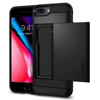 iPhone 7 Plus用 Slim Armor CS Black 043CS20528