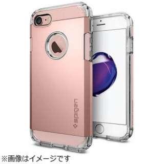 iPhone 7用 Tough Armor ローズゴールド 042CS20492