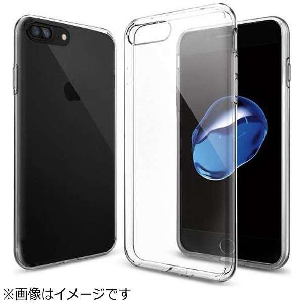 iPhone 7 Plus用 Liquid Crystal クリスタルクリア 043CS20479