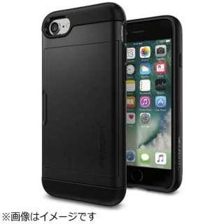 iPhone 7用 Slim Armor CS ブラック 042CS20455