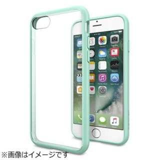 iPhone 7用 Ultra Hybrid ミント 042CS20447
