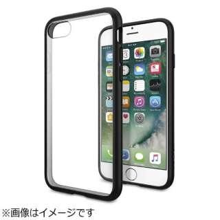 iPhone 7用 Ultra Hybrid ブラック 042CS20446