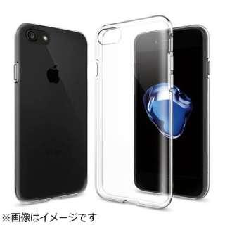 iPhone 7用 Liquid Crystal クリスタルクリア 042CS20435
