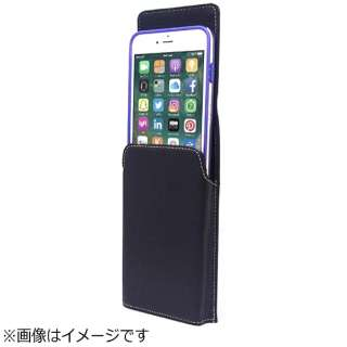 iPhone 7 Plus用 ベルトクリップホルダー タテ型 SH-IP11PV