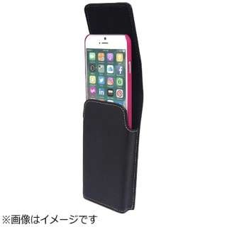 iPhone 7用 ベルトクリップホルダー タテ型 SH-IP10PV