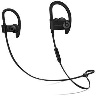 イヤホン 耳かけ型 ML8V2PA/A ブラック [リモコン・マイク対応 /ワイヤレス(左右コード) /Bluetooth]