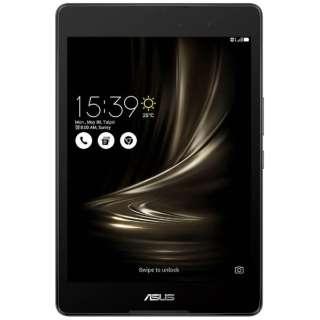 【LTE対応】ZenPad3 8.0 ブラック [Z581KL-BK32S4] 7.9型・Snapdragon・ストレージ 32GB・メモリ 4GB microSIMx1 Android 6.0.1 SIMフリータブレット Z581KL-BK32S4 ブラック [7.9型ワイド /ストレージ:32GB /SIMフリーモデル]