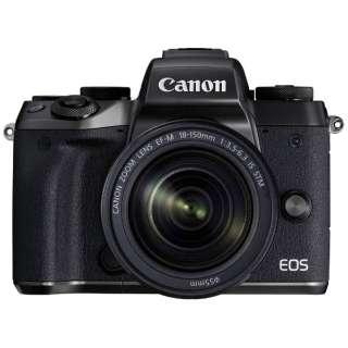 EOS M5 ミラーレス一眼カメラ EF-M18-150 IS STM レンズキット [ズームレンズ]