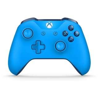 【純正】Xbox One ワイヤレス コントローラー(ブルー)【XboxOne】