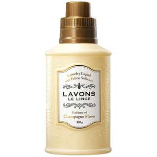 LAVONS(ラボン)柔軟剤入り洗剤 シャンパンムーン 850g