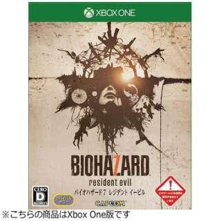 バイオハザード7 レジデント イービル【Xbox Oneゲームソフト】