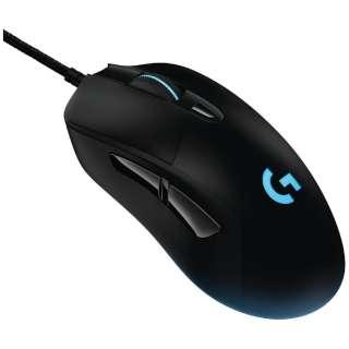 【ファイナルファンタジーXIV・Figureheads推奨】有線ゲーミングマウス[USB 2m・Win] Logicool G403 Prodigy Gaming Mouse (6ボタン・ブラック) G403
